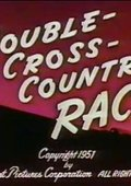 Double-Cross-Country Race 海报