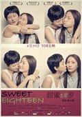 甜蜜十八岁 海报