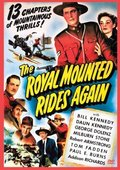 The Royal Mounted Rides Again 海报