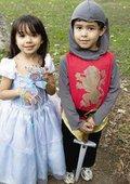 骑士与少女