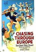 Chasing Through Europe 海报