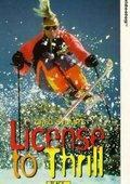 License to Thrill 海报