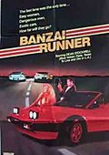 Banzai Runner 海报