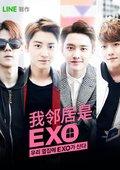 我的邻居是EXO 海报