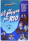 Vi flyger på Rio 海报