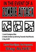 In the Event of a Zombie Attack 海报