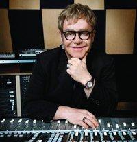 Elton John巴西里约摇滚音乐节