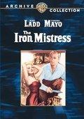 The Iron Mistress 海报