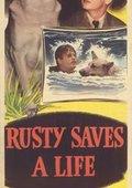 Rusty Saves a Life 海报