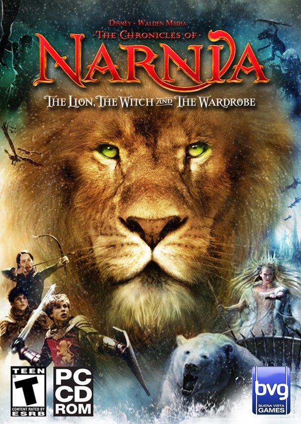 纳尼亚传奇:狮子,女巫与魔衣橱