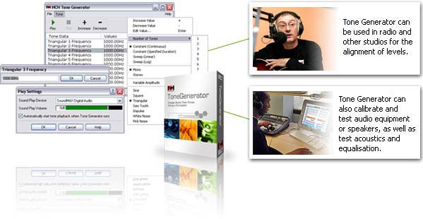 5 Dec 2012 Download NCH Tone Generator software from NCH Tone Generator PC
