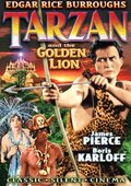Tarzan and the Golden Lion 海报
