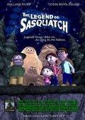 The Legend of Sasquatch 海报