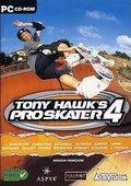 托尼霍克滑板4 海报