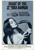 Night of the Cobra Woman 海报