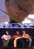 White Girl Young Pretty 海报