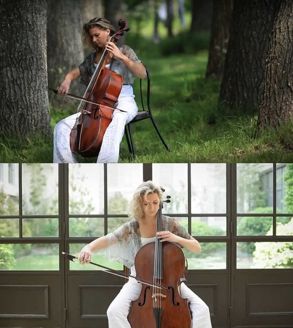ophelie gaillard -《巴哈:第1~6号大提琴组曲》(bach