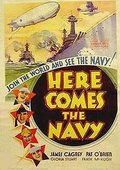 Here Comes the Navy 海报