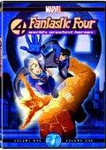 神奇四侠:世界最伟大的英雄们 第一季 海报