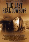 The Last Real Cowboys 海报