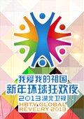 2013湖北卫视新年环球狂欢夜 海报