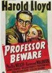 Professor Beware 海报