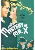The Mystery of Mr. X 海报