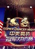 2015中美舞林冠军对抗赛  海报