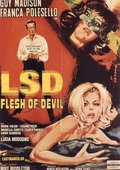LSD Flesh of Devil 海报