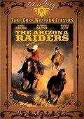 The Arizona Raiders 海报