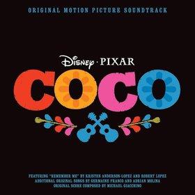 原声大碟 -《寻梦环游记》(Coco)Original Motion Picture Soundtrack[MP3]