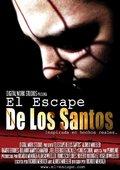 El escape de los Santos 海报