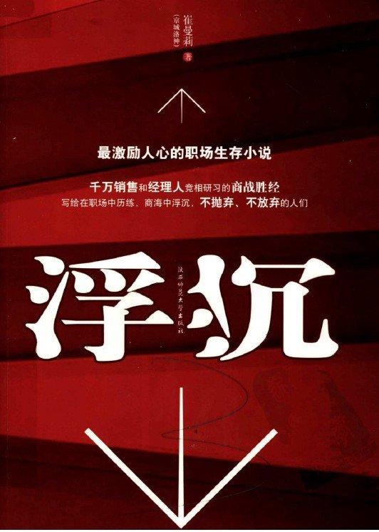 《浮沉·最激励人心的职场生存小说》[PDF]扫描版