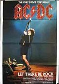 AC/DC: Let There Be Rock 海报