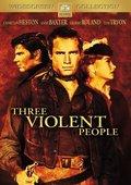 三个暴力狂 海报