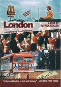 伦敦 海报