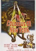 纽约巨人 海报