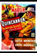 Quincannon, Frontier Scout 海报