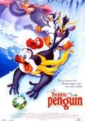 企鹅与水晶 海报