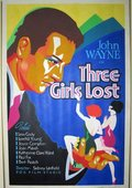 Three Girls Lost 海报