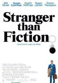 Stranger Than Fiction 海报