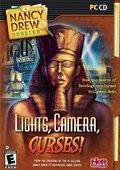南茜朱尔档案:灯光,相机与诅咒 海报