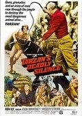 Tarzan's Deadly Silence 海报