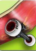 模拟滑板 海报
