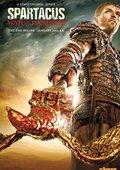 斯巴达克斯:诅咒者之战 海报