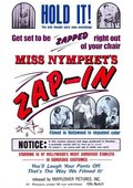 Miss Nymphet's Zap-In 海报
