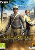 亚当之历险2:所罗门王的秘密 海报