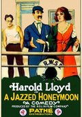 A Jazzed Honeymoon 海报