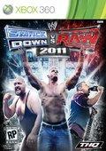 美国职业摔角联盟2011 海报