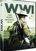 历史频道:一战:第一场现代战争 海报
